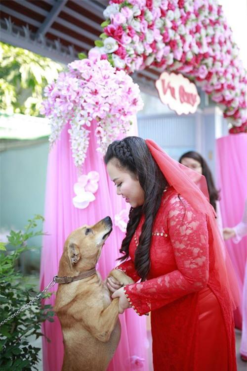 Hành động của chú chó trong ngày cưới cô chủ khiến bao người xúc động - Ảnh 5.
