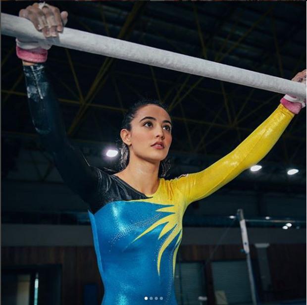 Vẻ đẹp như thiên thần của nữ hoàng TDDC Malaysia - Ảnh 2.