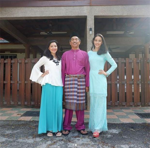Vẻ đẹp như thiên thần của nữ hoàng TDDC Malaysia - Ảnh 8.