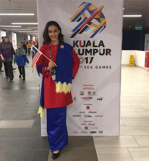 Vẻ đẹp như thiên thần của nữ hoàng TDDC Malaysia - Ảnh 9.