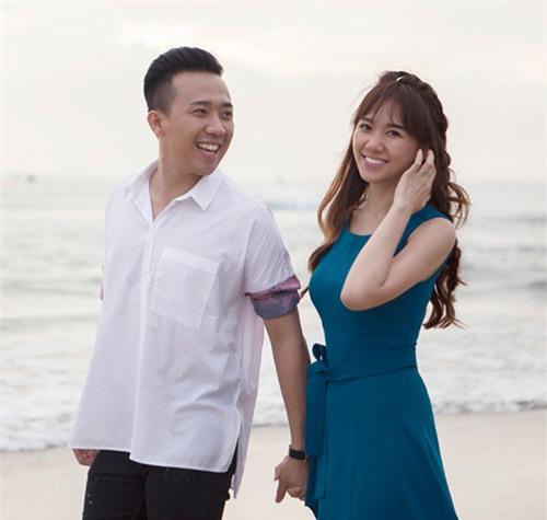 chuyện làng sao,Hari Won và Trấn Thành,nữ ca sĩ hari won,Trấn Thành - Hari Won,Trấn Thành hôn Hari won, sao Việt