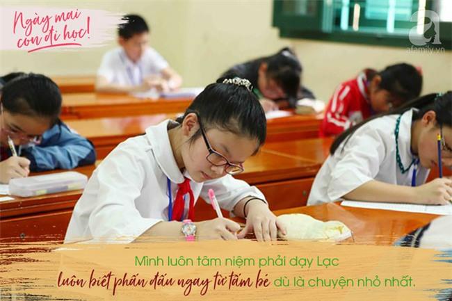 Những mẩu chuyện đáng yêu của bé vào lớp một được kể qua lời của một bà mẹ thương con hết nấc - Ảnh 2.