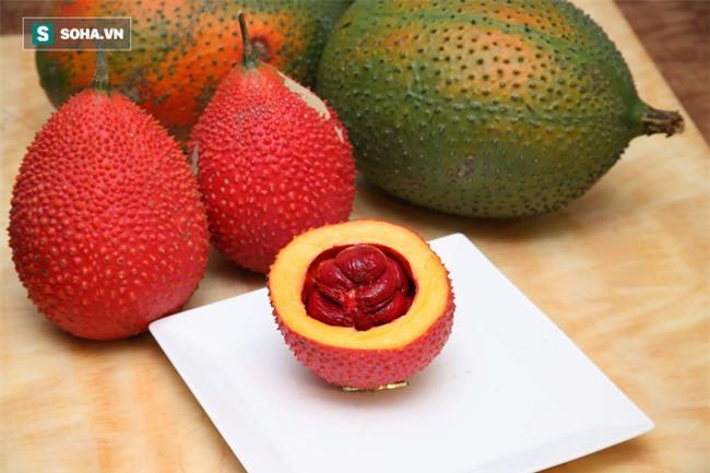 VN dùng quả này để nấu ăn sáng, vì sao thế giới ca tụng là trái cây đến từ thiên đường? - Ảnh 1.