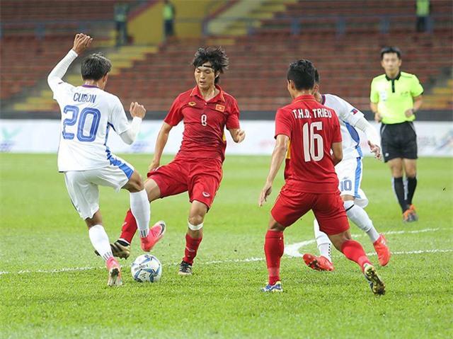 U22 Việt Nam được dự báo sẽ có trận đấu khó khăn trước Indonesia (ảnh: Q.H)