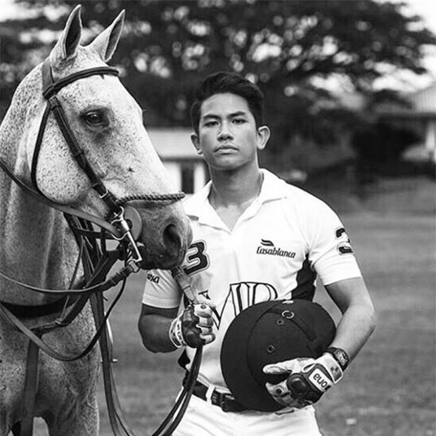Hoàng tử Brunei khiến fan nữ phát cuồng ở SEA Games 29 vì quá đẹp trai và nam tính - Ảnh 11.