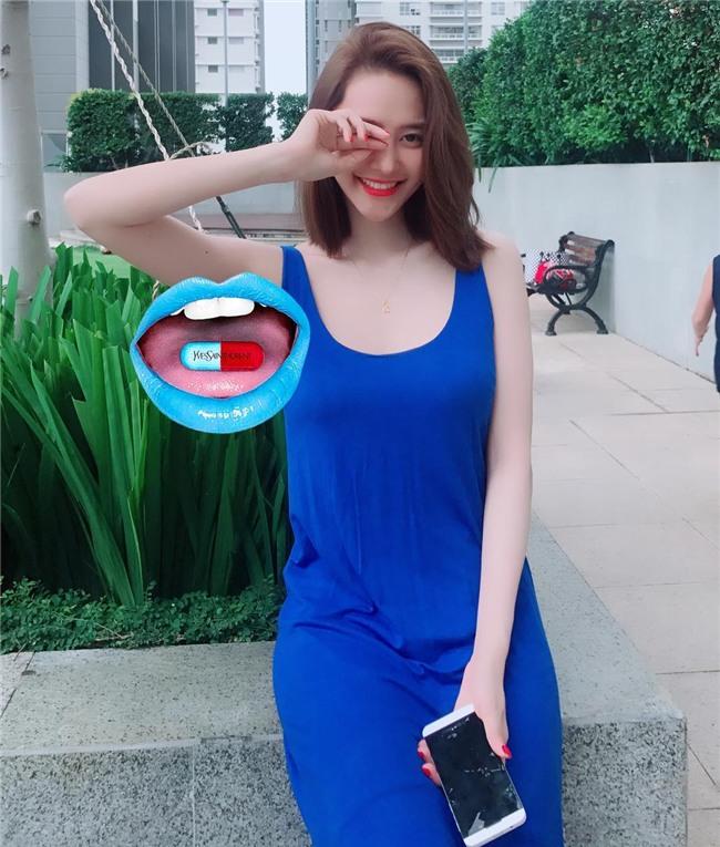 Linh Chi giữ vững quan điểm đèn nhà ai nấy sáng về scandal của Lâm Vinh Hải-1