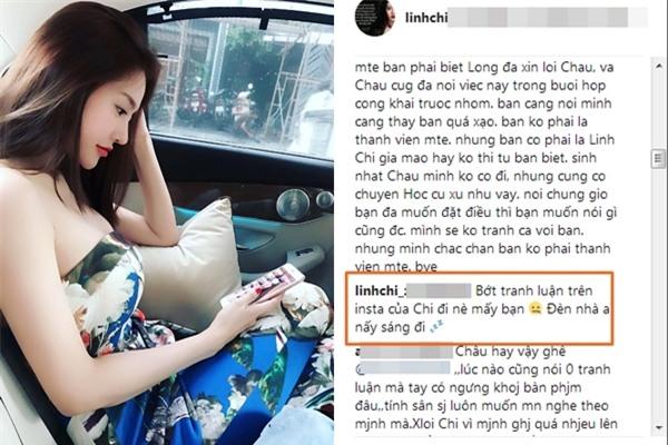 Linh Chi giữ vững quan điểm đèn nhà ai nấy sáng về scandal của Lâm Vinh Hải-3