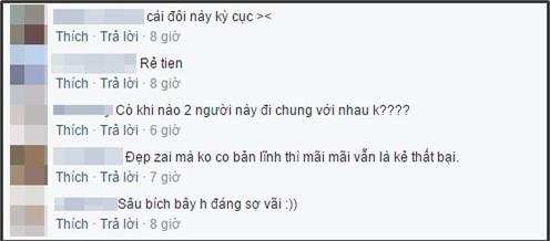Vô số lời bình luận chỉ trích Huỳnh Anh được cư dân mạng đăng tải. - Tin sao Viet - Tin tuc sao Viet - Scandal sao Viet - Tin tuc cua Sao - Tin cua Sao