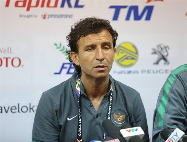 HLV Luis Milla hài lòng với kết quả hòa chung cuộc