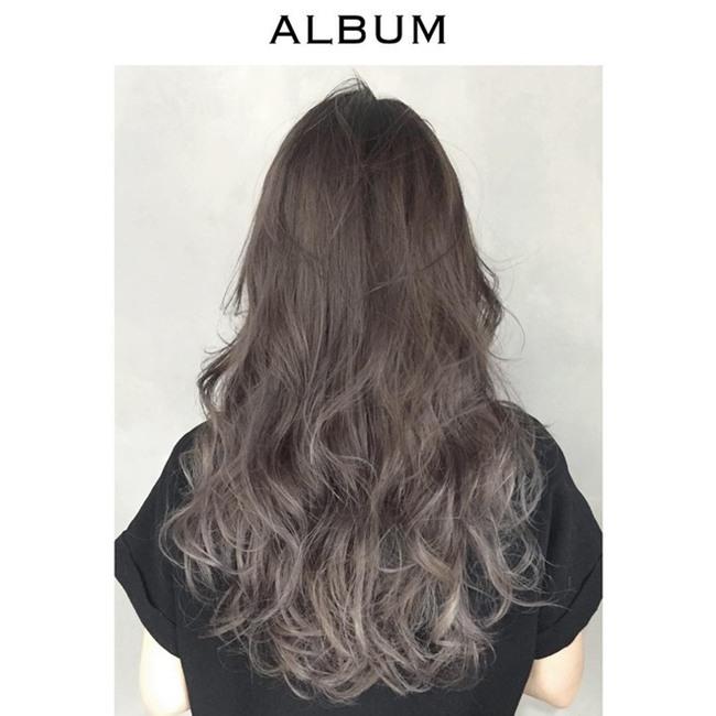 4 màu tóc khói mà nàng công sở nhuộm thoải mái không sợ nổi - Ảnh 16.