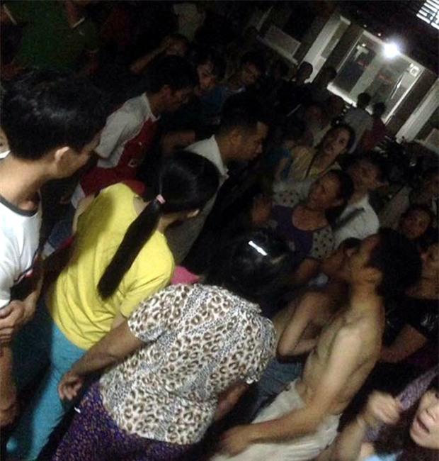 Bắc Ninh: Cháu bé đi lạc được người phụ nữ đưa về trụ sở UBND, người dân nghi ngờ có chuyện bắt cóc - Ảnh 2.