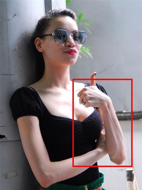 Đến những người đẹp sở hữu vóc dáng siêu chuẩn cũng có lúc lộ nhược điểm kém duyên - Ảnh 6.