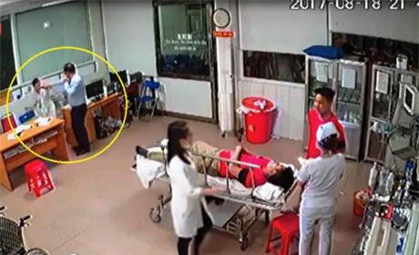 Giám đốc tát tới tấp nữ bác sĩ ở Nghệ An là Doanh nhân trẻ khởi nghiệp xuất sắc 2017 - Ảnh 1.