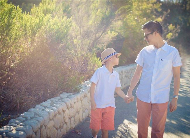 Quang Dũng tiết lộ về con trai: Bảo Nam mù tịt âm nhạc và chỉ mải mê chơi game-5