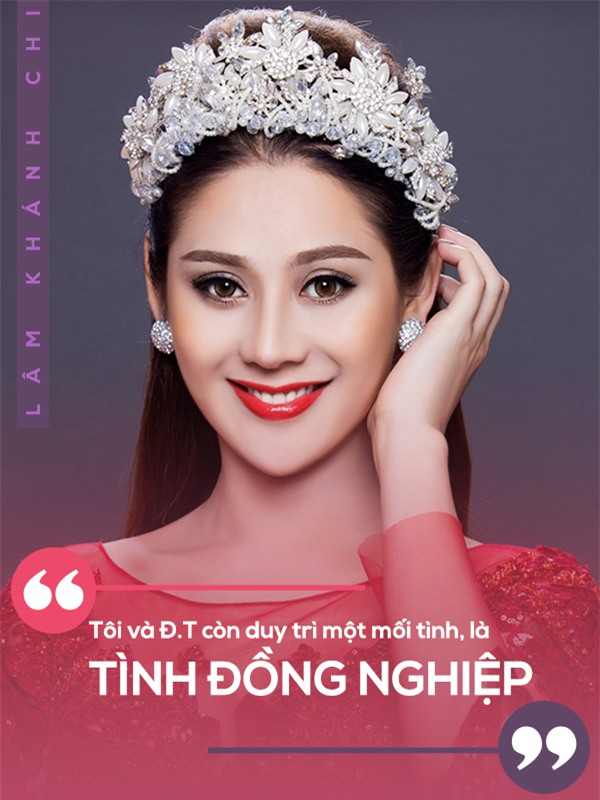 Lâm Khánh Chi: Người tình Đ.T trong tự truyện của tôi không phải là Đan Trường-3