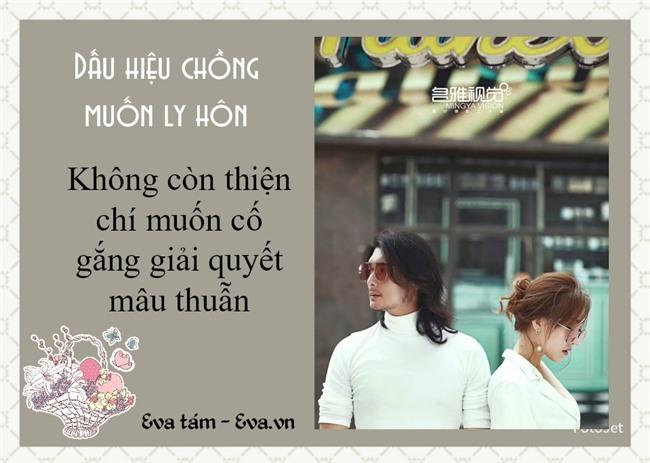 phu nu phai biet: 5 dau hieu canh bao chong ban dang muon ly hon - 2