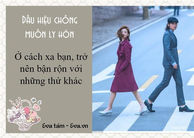 phu nu phai biet: 5 dau hieu canh bao chong ban dang muon ly hon - 5