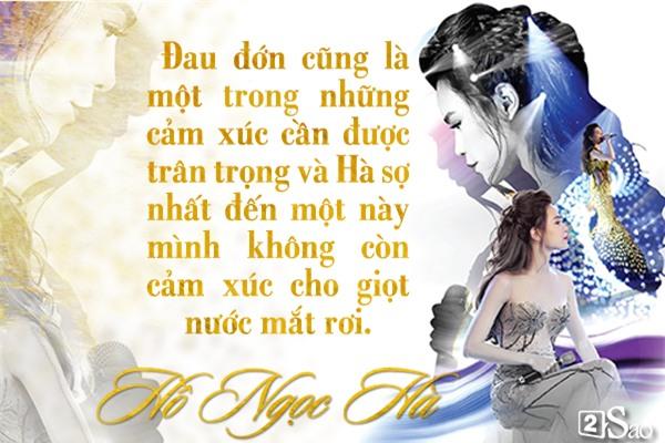 Châm ngôn tình yêu đóng mác Hà Hồ sau nhiều cuộc tình... vỗ cánh bay-11