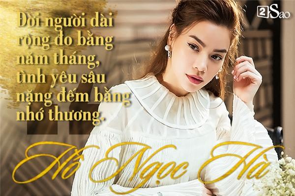 Châm ngôn tình yêu đóng mác Hà Hồ sau nhiều cuộc tình... vỗ cánh bay-13