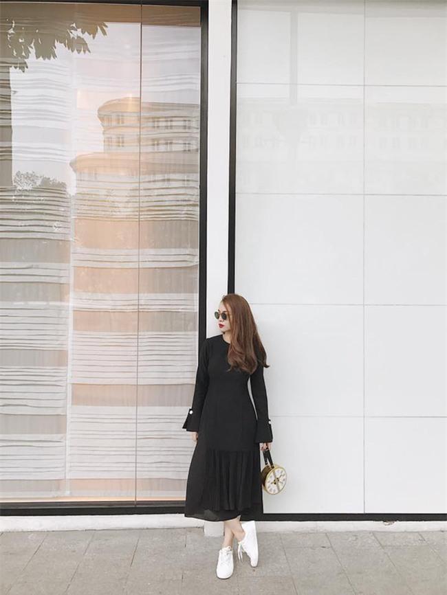 Kỳ Duyên, Ngọc Trinh rủ nhau diện đồ trễ nải trong street style tuần này - Ảnh 18.