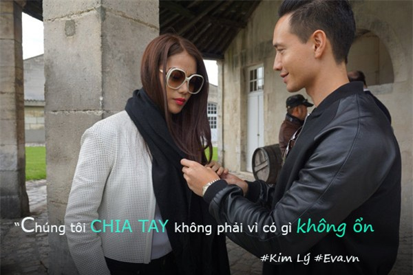 """kim ly - chang dien vien viet kieu dien trai va 2 cuoc tinh voi """"gai da co chong"""" - 6"""