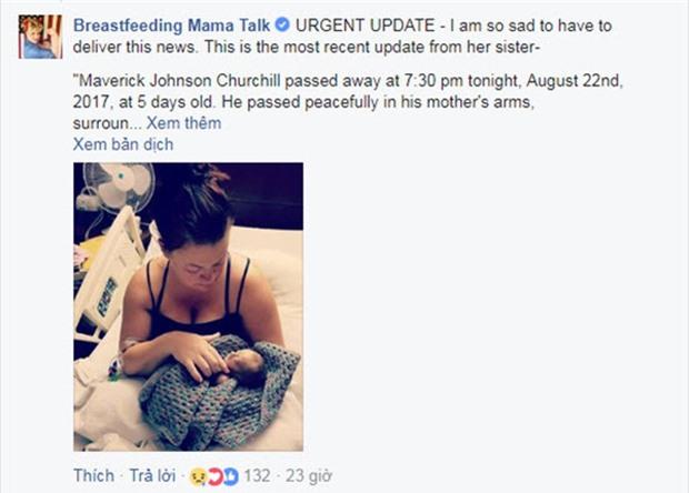 Kiệt sức sau phẫu thuật thay gan, lại nhận tin một đứa con vừa mất, bà đẻ này vẫn kiên trì hút sữa vì một lý do - Ảnh 4.