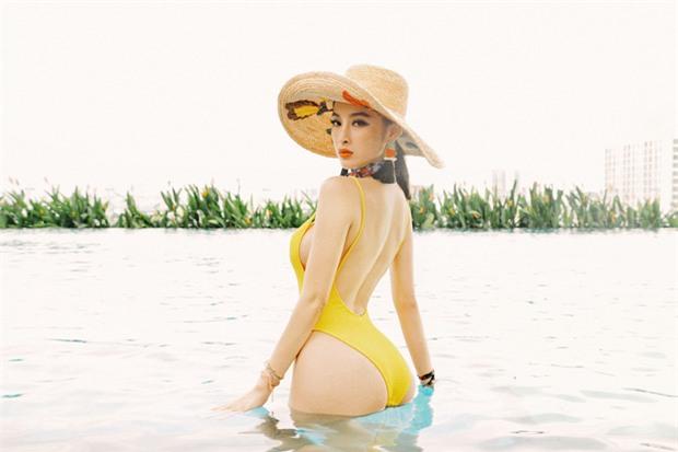 Angela Phương Trinh khoe 3 vòng nóng bỏng với đồ tắm! - Ảnh 1.