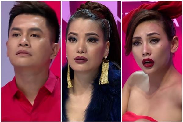 Cao Thiên Trang quát giám khảo Next Top: 3 anh chị lấy tư cách gì mà chửi tôi?-4