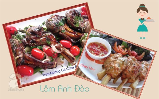 7 bà mẹ Việt có công thức nấu ăn ngon mê li chị em nào cũng nên học - Ảnh 12.