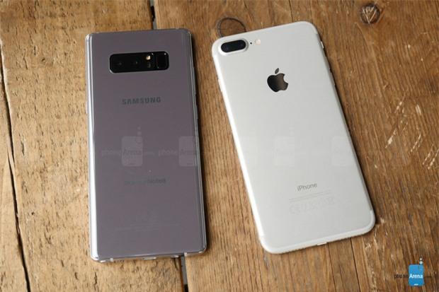 5 lý do fan cứng Apple cũng phải ghen tị với Samsung Galaxy Note8 - Ảnh 1.