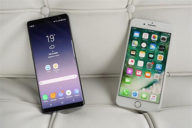 5 lý do fan cứng Apple cũng phải ghen tị với Samsung Galaxy Note8 - Ảnh 5.