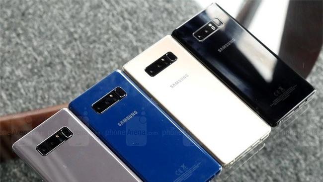 Galaxy Note 8, Galaxy Note 7, pin, Samsung, smartphone