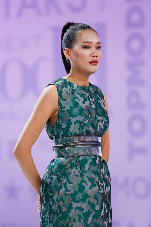 Thí sinh Next Top Model bị giám khảo đuổi thẳng vì hành động chống đối - Ảnh 3.