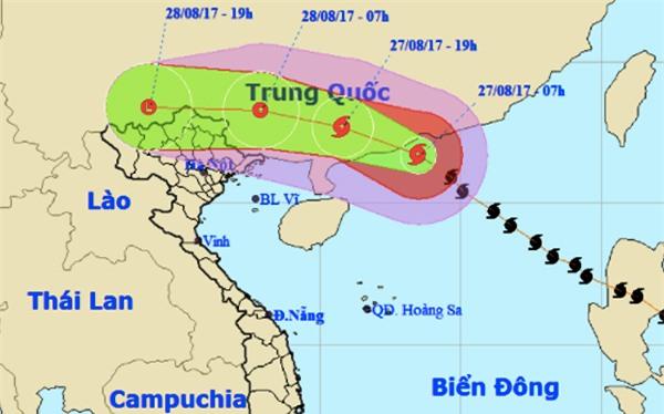 Dự báo thời tiết,  Tin bão mới nhất, Cơn bão số 7, bão số 7, tin bão mới nhất, Bão Pakhar