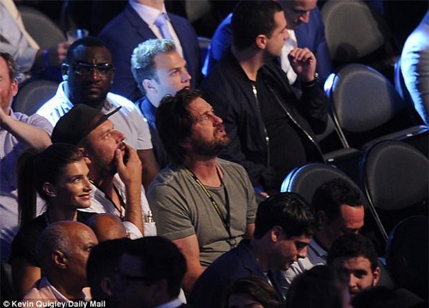 Di Caprio, J-Lo và dàn sao khủng đến xem trận Mayweather - McGregor - Ảnh 7.
