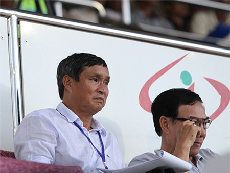 Ông Mai Đức Chung sẽ là HLV tạm quyền của đội tuyển Việt Nam trong trận vòng loại Asian Cup 2019 với Campuchia vào ngày 5/9 tới đây (ảnh: Trọng Vũ)