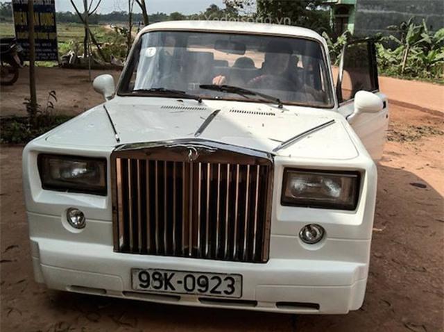 Siêu xe Rolls-Royce Phantom tự chế của người Việt lên báo Tây  - Ảnh 1.