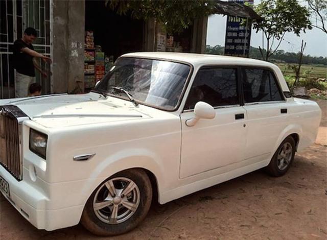 Siêu xe Rolls-Royce Phantom tự chế của người Việt lên báo Tây  - Ảnh 3.