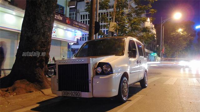 Siêu xe Rolls-Royce Phantom tự chế của người Việt lên báo Tây  - Ảnh 4.