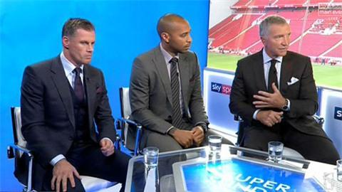 Các chuyên gia bình luận về trận đấu của Arsenal trên đài Sky Sports