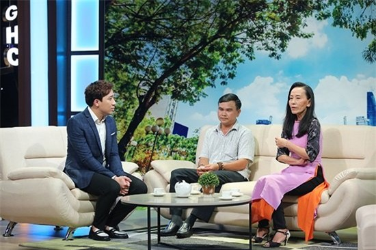trấn thành, gameshow Việt, gương 2 chiều
