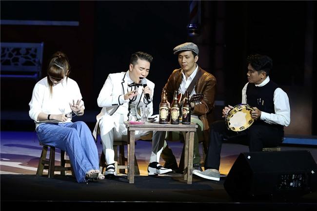 Khán giả rùng mình khi Đàm Vĩnh Hưng làm mới ca khúc bằng nhạc đám ma-3