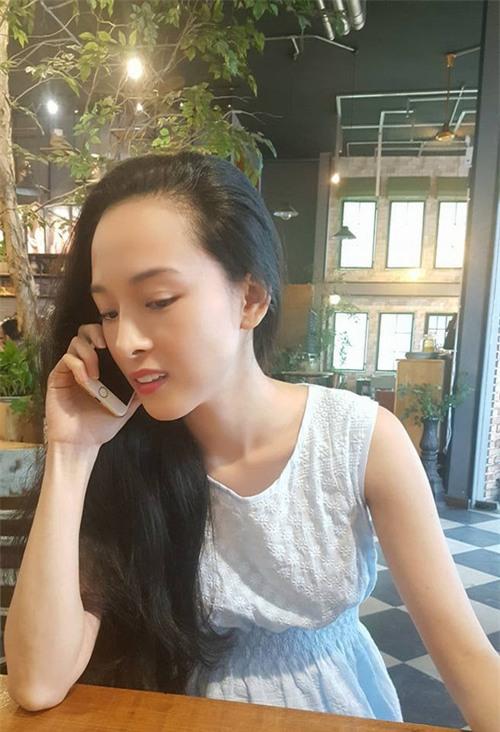 Hoa hậu Phương Nga: Hiện tại chỉ ở nhà đọc sách và chờ lệnh triệu tập - Ảnh 1.