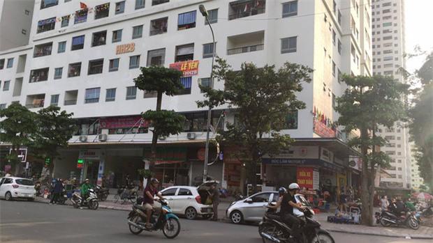Cô gái ném dao thớt từ tầng 11 chung cư Linh Đàm có biểu hiện trầm cảm sau sinh - Ảnh 3.