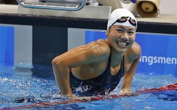 Ánh Viên là một trong những VĐV Việt Nam được thưởng cao nhất sau SEA Games 29