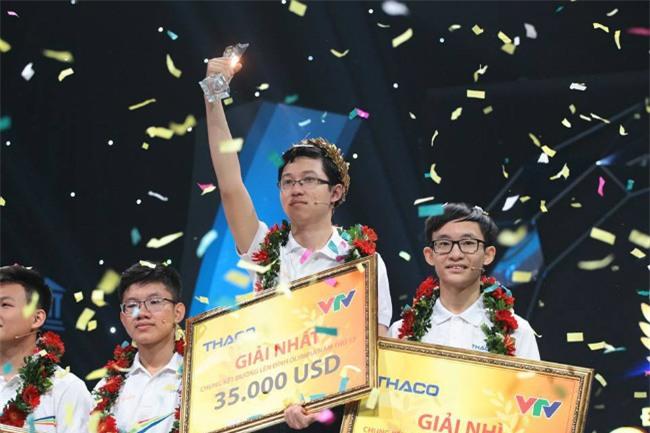 bang thanh tich ai cung phai choang cua nhat minh - nha vo dinh olympia 2017 - 1