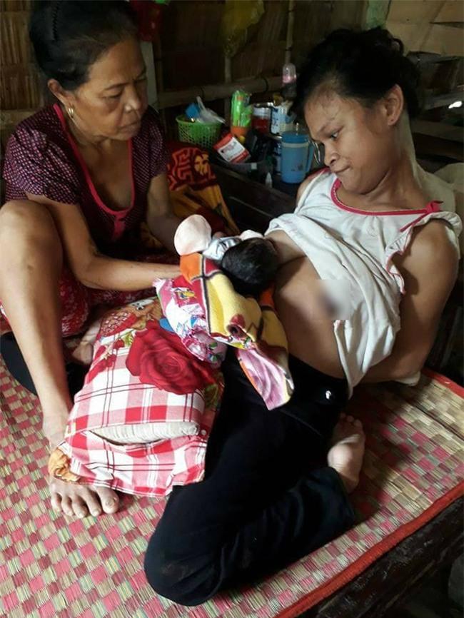 Gần 120 triệu đã được chuyển đến cho gia đình người mẹ điên chăm con gái sơ sinh 10 ngày tuổi - Ảnh 3.