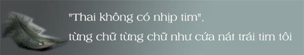 loi tam su ua nuoc mat cua ba me mat con vi thai chet luu - 5