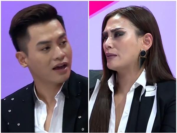 Những màn khẩu chiến bung nóc của nghệ sĩ Việt trên sóng truyền hình quốc gia-1
