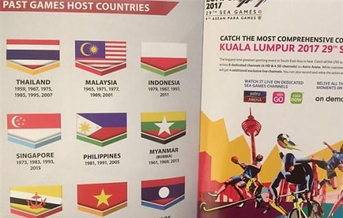 Tong ket SEA Games: 12 vu be boi dang xau ho cua Malaysia hinh anh 1